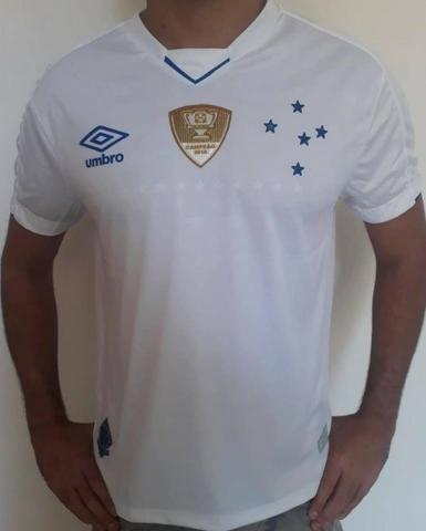 52ebf6b4bf Promoção Camisas Cruzeiro 2018 / 19 - Esportes e ginástica - Sagrada ...