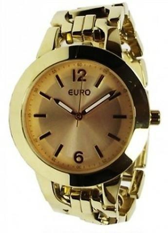 c7c8cacc8ed Relógio Euro Feminino(Novo)