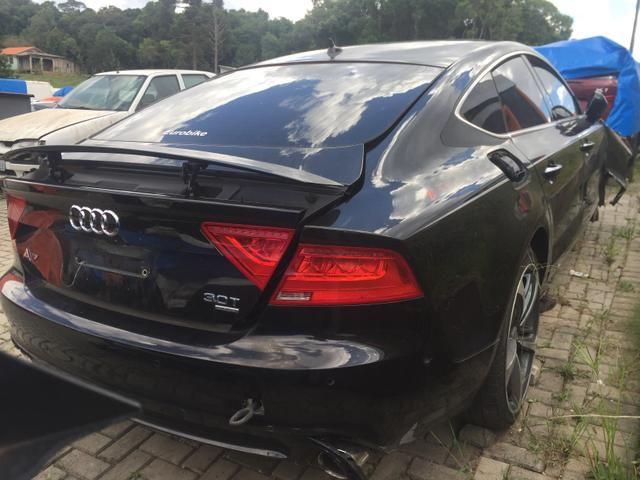 Sucata Audi A7 3.0T Quattro TFSI 2013 - Foto 4