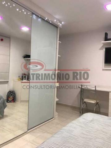 Apartamento à venda com 3 dormitórios em Vila da penha, Rio de janeiro cod:PACO30060 - Foto 11