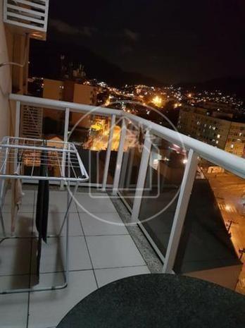 Apartamento à venda com 2 dormitórios em Cascadura, Rio de janeiro cod:855004 - Foto 3