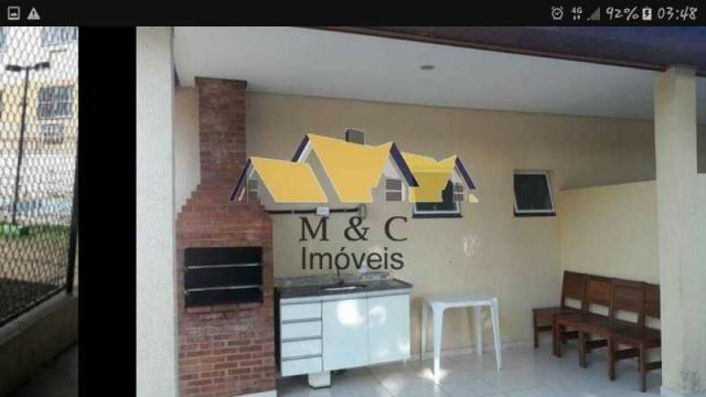 Apartamento à venda com 2 dormitórios em Rocha miranda, Rio de janeiro cod:MCAP20267 - Foto 9