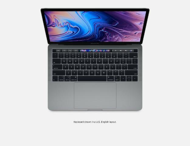 Macbook Pro 2017 2018   Original e Lacrado