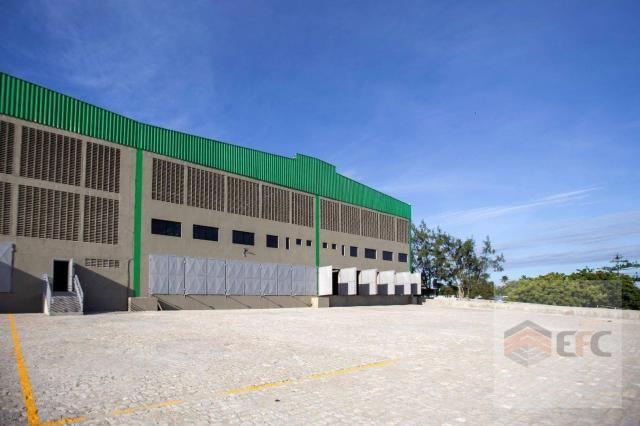 Galpão para alugar, 1164 m² por r$ 20.952/mês - parque de exposições - parnamirim/rn - Foto 6
