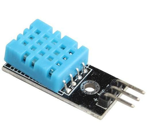 Módulo Sensor De Umidade E Temperatura Dht11 + Cabos - Foto 4