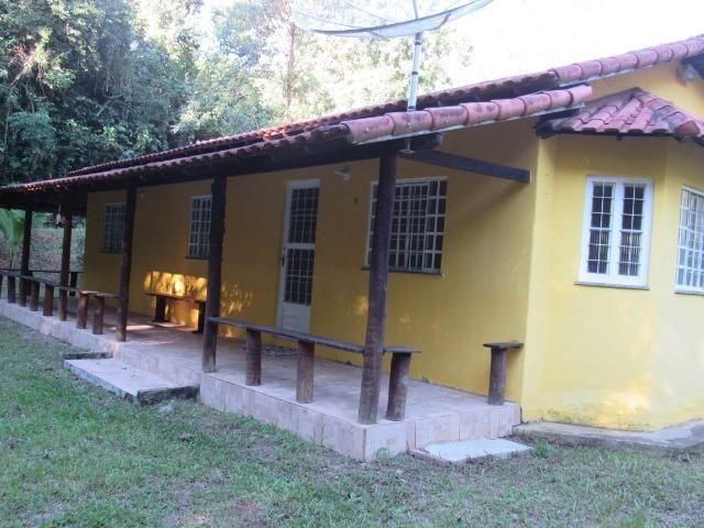 Caetano Imóveis - Casa na beira do Rio Faraó (c/ poço privado pra banho e casa mobiliada!) - Foto 3