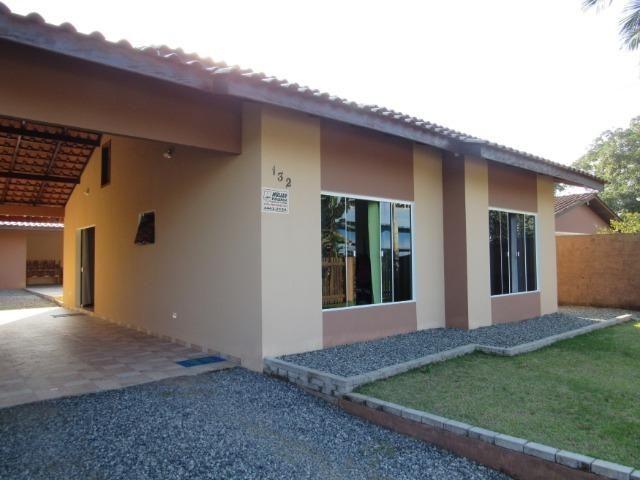 Excelente casa no centro de Itapoá!