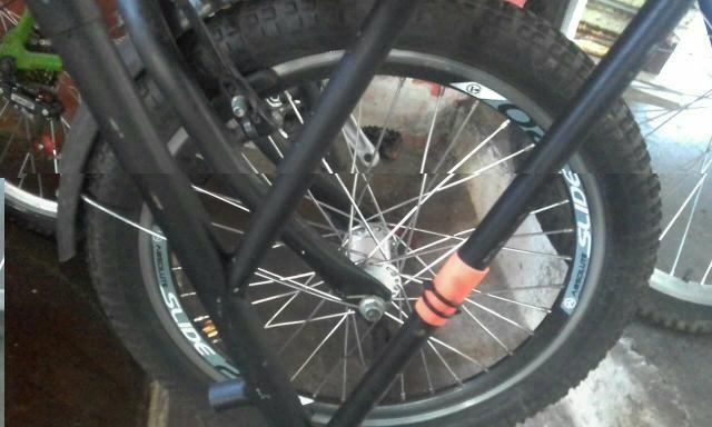 Vendo uma bicicleta de carga - Foto 4