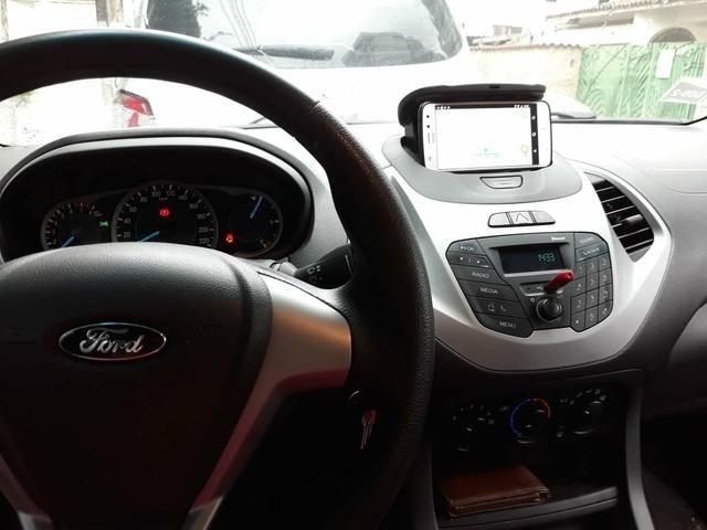 Ford Ka 1.0 SE 2017 99.000km GNV - Foto 5