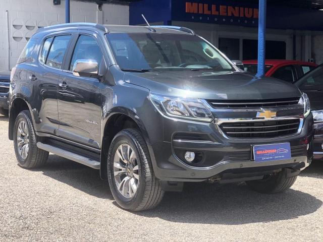 Chevrolet trailblazer 2.8 ltz 4x4 turbo diesel - Foto 5