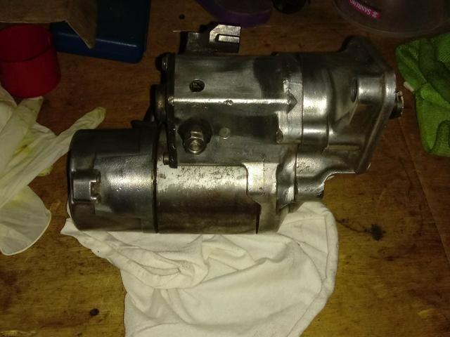 Motor de arranque - Foto 2