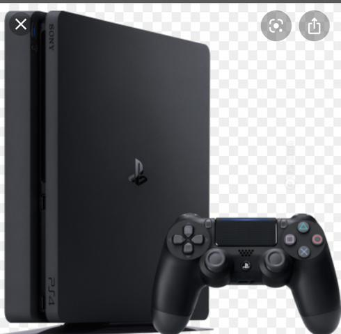 PlayStation 4 Slim 1T (novo)