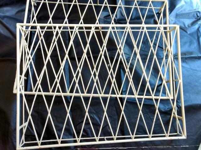 Vendi duas grades pra janela - Foto 2