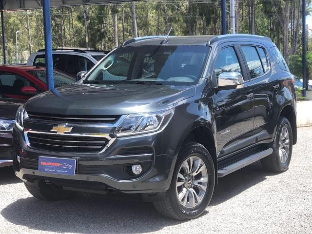 Chevrolet trailblazer 2.8 ltz 4x4 turbo diesel
