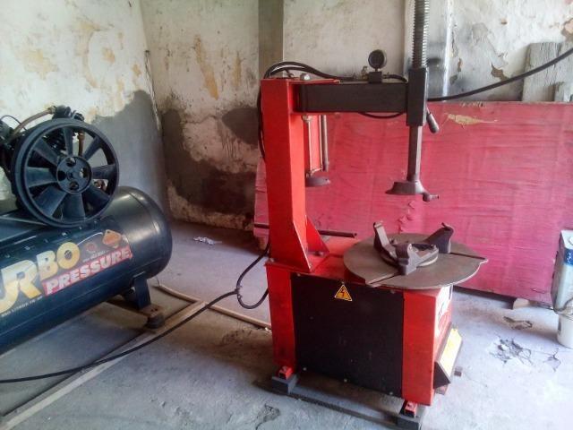 Montadora e Desmontadora de pneus