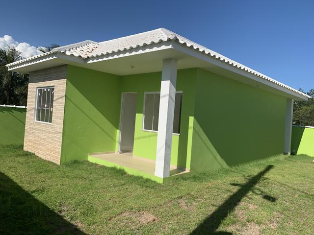 Linda casa nova - Jaconé