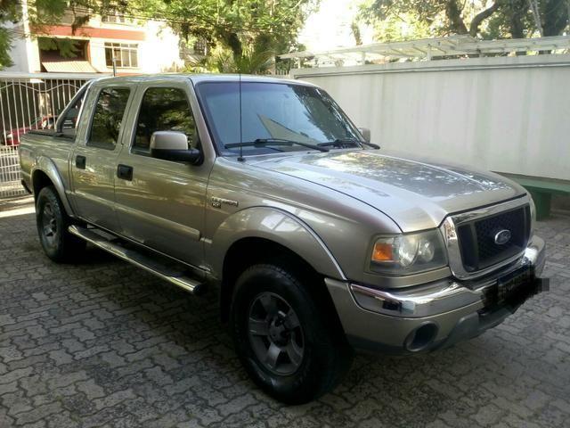 Ranger xlt 3.0 turbo diesel 4x4 - Foto 4