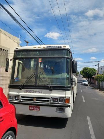 Ônibus busscar scania 113 - Foto 4
