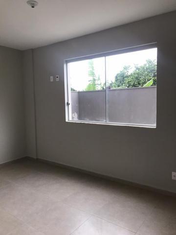 Aluga-se apartamento primeira moradia, quintal, prox futuro hospital universitário - Foto 5