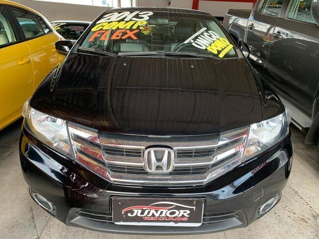 (Júnior Veículos)Honda City LX 1.5 Ano:2013 Completo