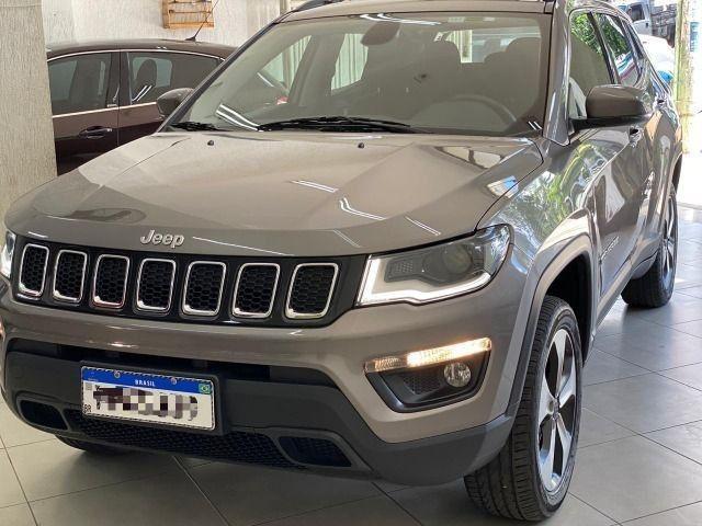 Jeep Compass Longitude 2 0 4x4 Dies 16v Aut 2017 678411535 Olx