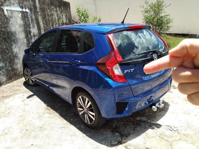 Honda Fit Exl 2015 Automático - Foto 4