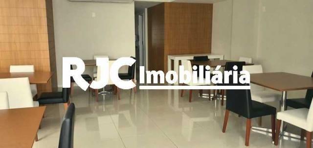 Apartamento à venda com 3 dormitórios em Vila isabel, Rio de janeiro cod:MBAP32983 - Foto 13