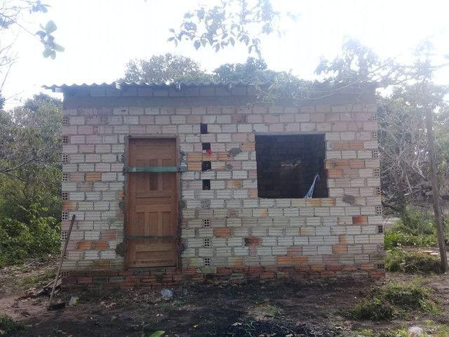 Vendo um terreno com casa na estrada do pajuçara - Foto 4
