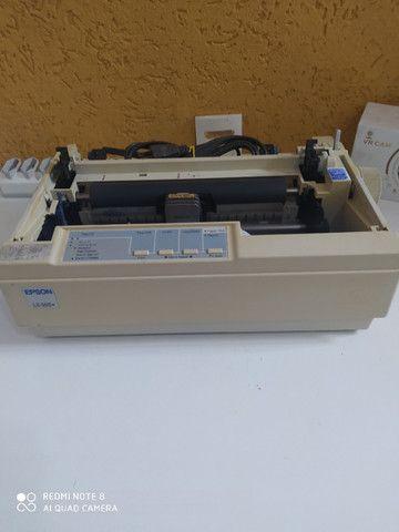 Impressora matricial lx300 +