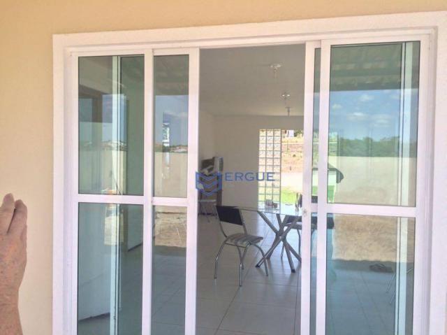 Casa com 3 dormitórios à venda, 155 m² por R$ 220.000,00 - Lagoinha - Paraipaba/CE - Foto 3