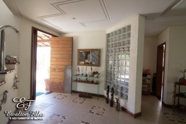 Casa Triplex 4 Quartos Sendo 1 Suíte Com Closet Gabinete Estúdio Musical e 5 Vagas - Foto 8
