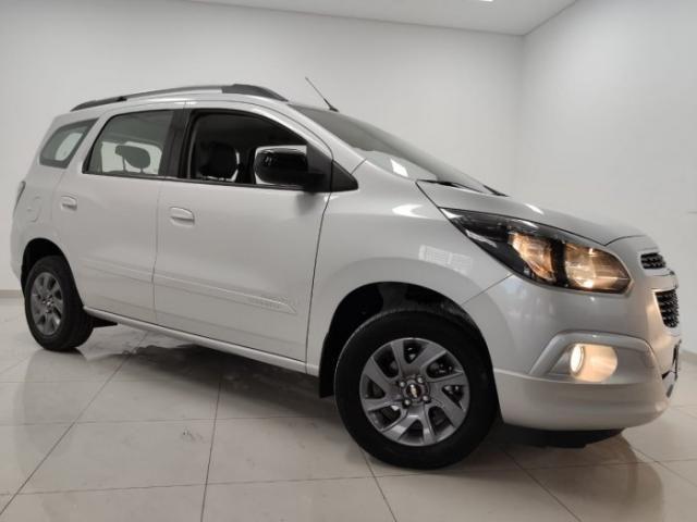 Chevrolet spin 2018 1.8 advantage 8v flex 4p automÁtico - Foto 3
