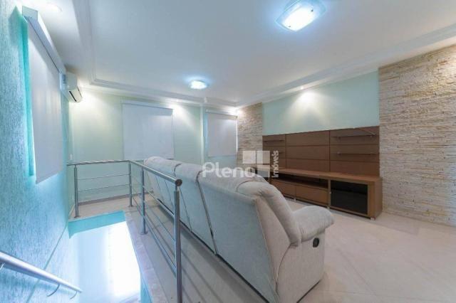 Apartamento com 3 dormitórios à venda, 132 m² por R$ 545.000,00 - Jardim Nova Europa - Cam - Foto 4