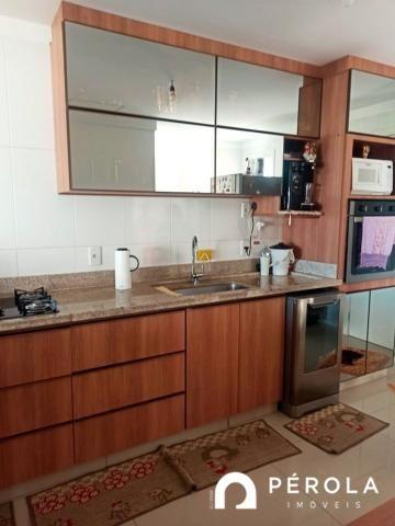 Apartamento à venda com 3 dormitórios em Setor marista, Goiânia cod:V5268 - Foto 9