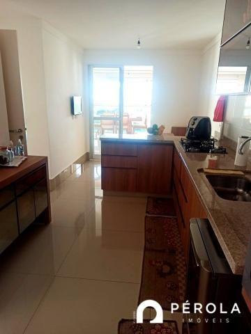 Apartamento à venda com 3 dormitórios em Setor marista, Goiânia cod:V5268 - Foto 11