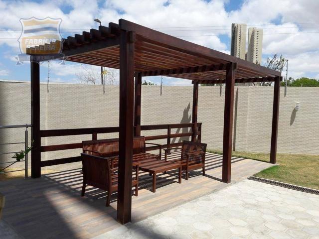 Apartamento à venda, 75 m² por R$ 294.000,00 - Catolé - Campina Grande/PB - Foto 4