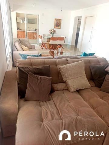 Apartamento à venda com 3 dormitórios em Setor marista, Goiânia cod:V5268 - Foto 17
