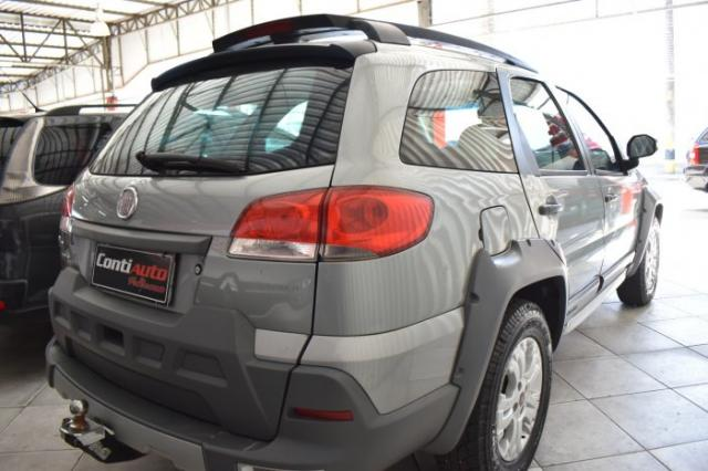 Fiat palio weekend 2009 1.8 mpi adventure locker weekend 16v flex 4p manual - Foto 2