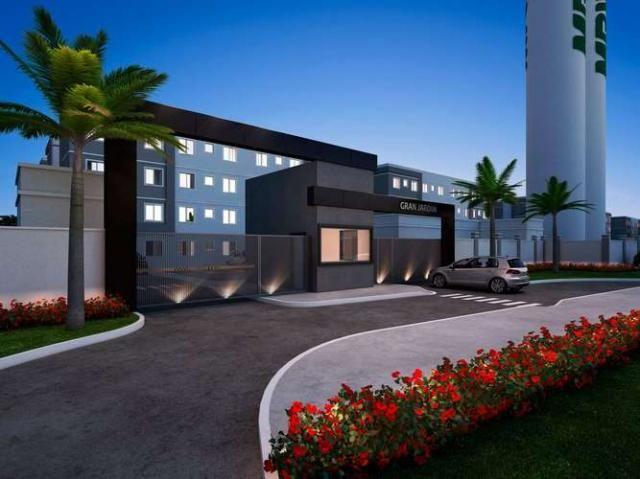 Gran Jardim - Apartamento 2 quartos em Goiania, GO - 39m² - ID3937 - Foto 2