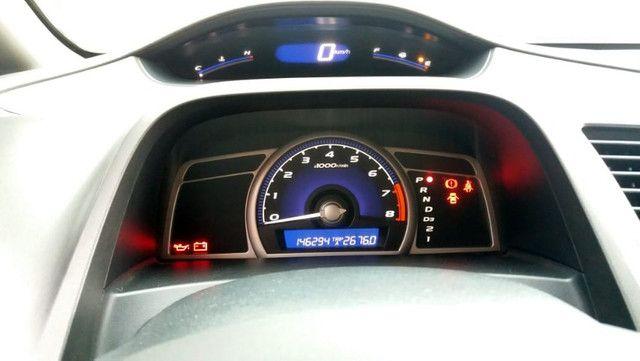 Honda Civic LXS 2010 Completo - Foto 8