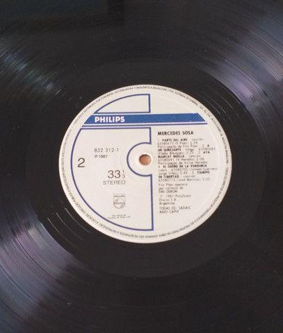 LP Vinil Mercedes Sosa 1987 - Foto 4