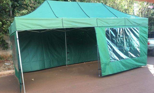Tendas em nylon - Foto 2