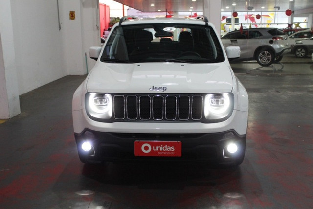 Jeep Renegade Longitude 1.8 A/T 2020