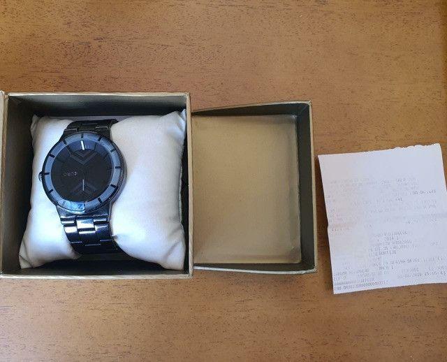 Relógio Euro - Black - EU2036LYS - Foto 4