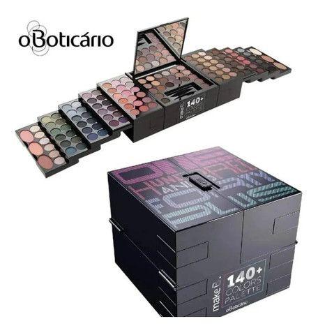 Make B. Palette Maquiagem 140 + Colors<br><br> - Foto 2