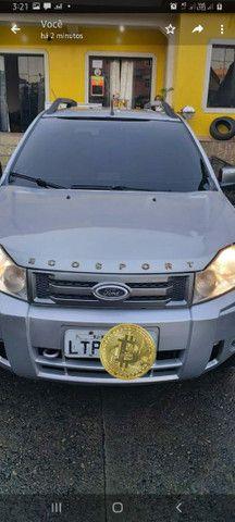 Vendo EcoSport 2011/12 completo valor hoje 20mil no estado - Foto 3