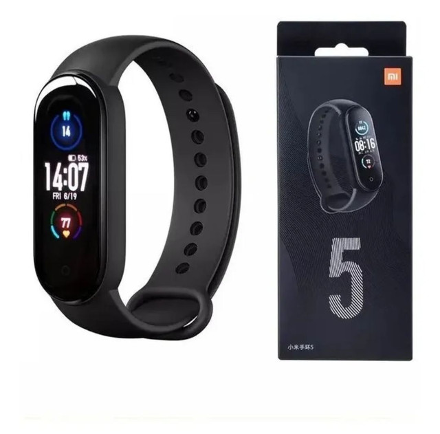 MI BAND 05 XIAOMI SMARTWATCH