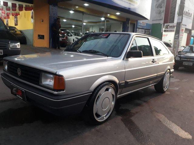 Gol 1.6 motor ap 1989 carro para colecionadores