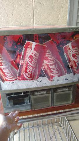 Geladeira pra latinha - Coca Cola - Foto 3