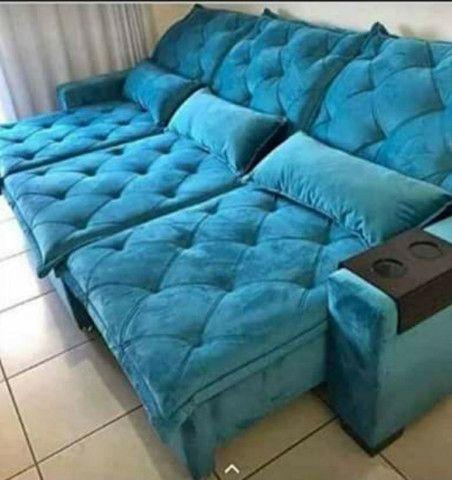 Fabricação e reforma de sofá